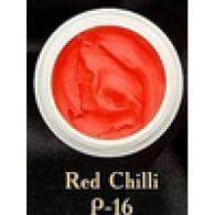 P-16 Red Chilli (самый яркий красный)