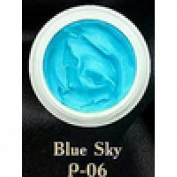 P-06 Blue Sky (насыщенный голубой)