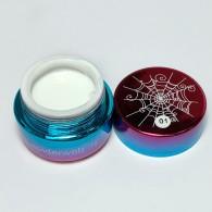 Гель краска Gellaktik паутинка белая, 5 гр