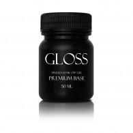 База Gloss  PREMIUM BASE, 50мл
