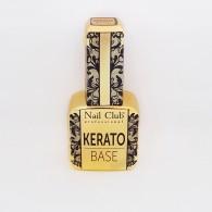 Kerato Base Nail club, 18мл.