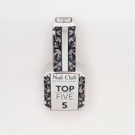 Top Five 5 Nail club, 18мл