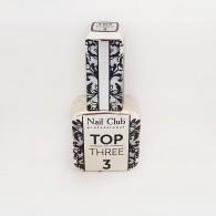 Top Three 3 Nail club, 18мл.