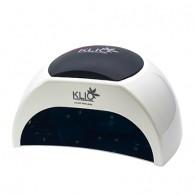 Klio Professional, Лампа UV/LED, 48W, белая с 3 подушками