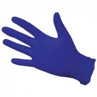 Перчатки фиолетовые р. M 50 пар NitriMAX