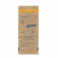 Пакеты бумажные крафт 75*150 мм, СтериТ, 100 шт.