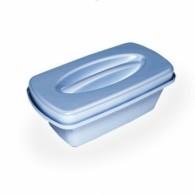 Контейнер для дезинфекции голубой, 1л