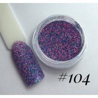 Мармелад для дизайна ногтей №104