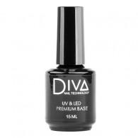 База для гель-лака Premium Diva 15 мл
